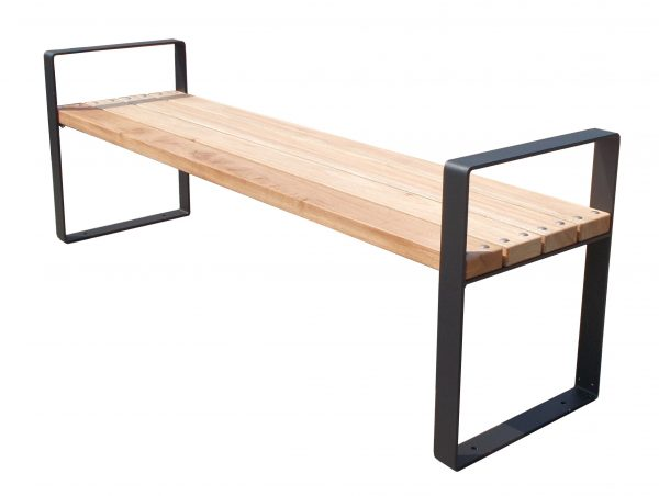 Bench Simply without back – hardwood